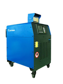 Post Weld Heat Treating Portable Induction Heater Machine 35KW 380V 3-Phase